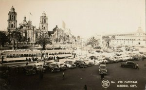 Catedral, Mexico City, 1930s