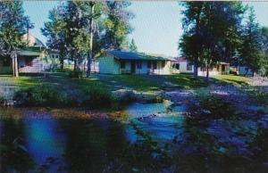 Idaho Bonners Ferry Deep Creek Motel