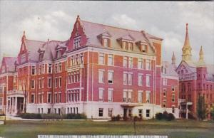 Indiana South Bend Main Building St Mary's Academy 1912