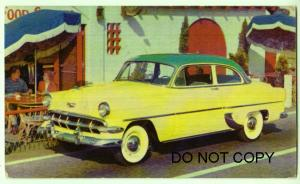 1954 Chevrolet Two-Ten Club Coupe