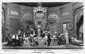 Everywoman Miss Alexandra Carlisle Edwardian Actors Ceremony Party Celebration