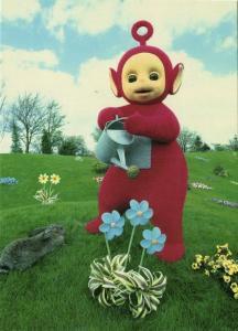 British Pre-School Children's Television Series TELETUBBIES, Po (1996) 2