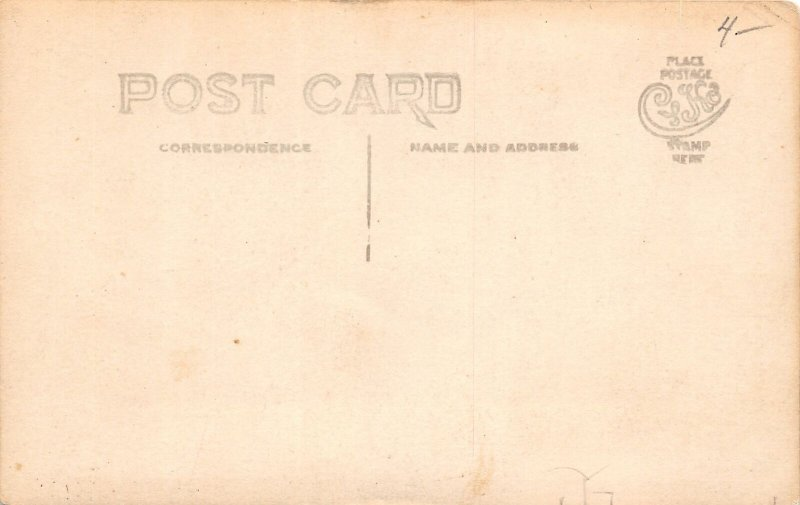 H78/ Washington D.C. RPPC Postcard c1910 Soldiers Home People Cannons 163