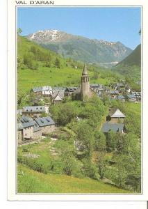 Postal 039103 : Pirineu Catala. Unha Ath Hons Baqueira