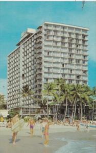 Hawaii Waikiki The Outrigger Hotel