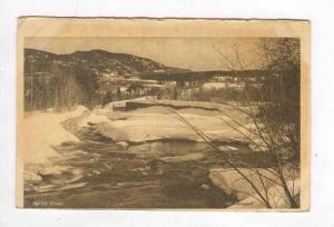 Stream & farm, Norsk Vinter, Norway, 00-10s