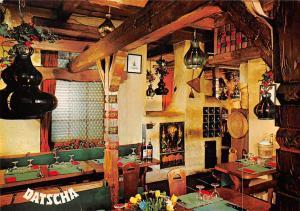 Datscha Muenchen Sued Russische Restaurant Kueche Kitchen