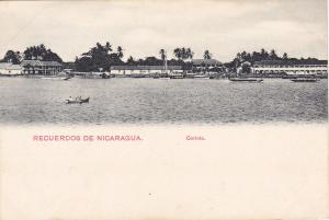 Recuerdos De NICARAGUA , Corinto , 1890s