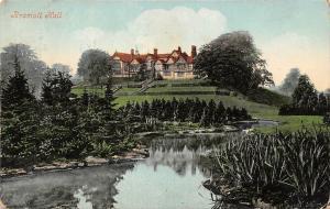 England Bramall Hall Building Tudor manor house 1906