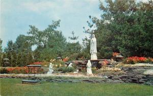Southfield Michigan~Our Lady of Fatima Shrine~St Michael's Church~1950s