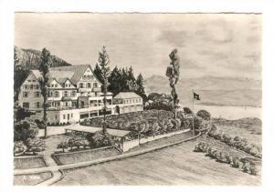 RP; Zurich, Switzerland, 30-50s; Aussichts-Restaurant Sonnenberg