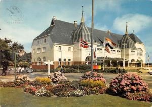 Nordseeheilbad Westerland auf Sylt Kurhaus Auto Vintage Cars Casino