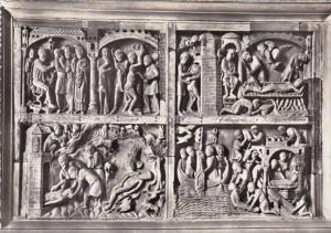 Switzerland Basel Muenster Martyrium des Heiligen Vincent Photo