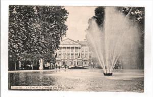 BRUXELLES, Belgium, 1900-1910's; Le Parc Et La Chambre Des Representants