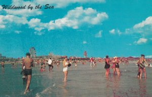 WILDWOOD BY THE SEA , New Jersey , 1950-60s ; Beach