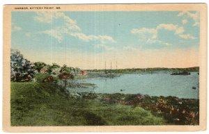Kittery Point, Me, Harbor