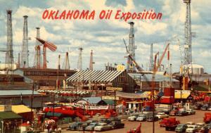 OK - Tulsa. International Oil Exposition, 1950's