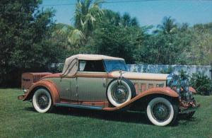 1931 Cadillac V-16 Convertible Coupe
