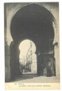 Sevilla , Spain , 00-10s , Catedral Puerto Del Perdon