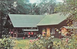 Ponsford Minnesota Many Point Scout Reservation Vintage Postcard JD933435
