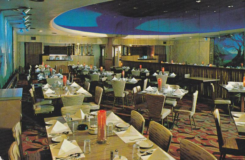 Interior View, Dining Room at The Diners´ Rendezvous, Chinese Cuisine, Nanai...