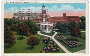 Worcester, Mass, St. Vincent Hospital