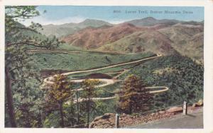 The Lariat Trail, Denver Mountain Parks - Colorado - WB