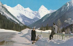 Rogers Pass, Splendour in the Rockies, Mt. Sir Donald, British Columbia, CA...