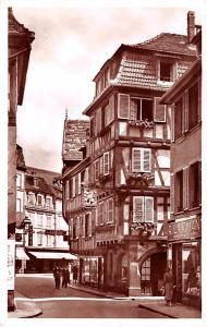 Colmar France La rue des Serruiers Colmar La rue des Serruiers