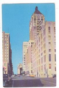 East Fifth Street, Tulsa, Oklahoma, 1940-1960s
