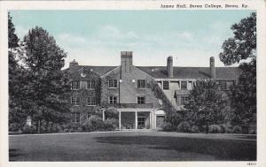 James Hall, Berea College, Berea, Kentucky, 1910-1920s