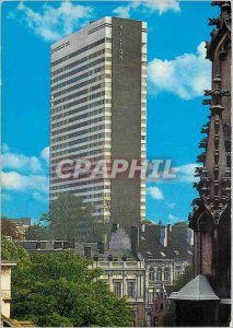 Modern Postcard the brussels hilton accomidation offers 373 air conditionned