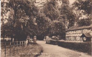 TUCK; HATFIELD PEVEREL, Essex, England, United Kingdom; Priory Gates, 00-10s