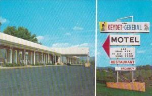 Virginia Lexington Dewitts Keydet General Motel