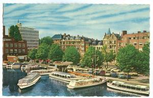 Netherlands, Reederij Boekel Amsterdam 1960s unused Postcard