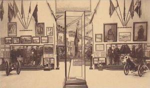 Belgium Brussels Musee Royal de l'Armee L'Armee belge 1914-1918