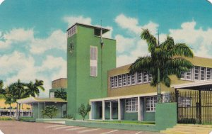 HOLLYWOOD, Florida, 1950-1960's; South Broward High School