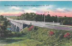 Virginia Radford The New Southwest Virginia Memorial Bridge