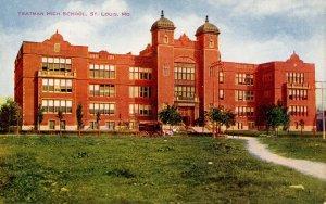 MO - St. Louis. Yeatman High School