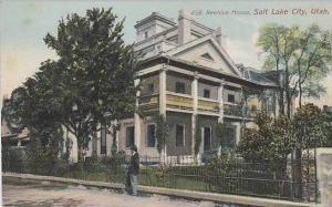 Utah Salt Lake City Beehive House