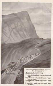 Honister Pass , Cumbria, England, United Kingdom, 00-10s ; Comic