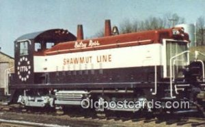 Pittsburg And Shawmut Railroads Betsy Ross Trains, Railroads Unused