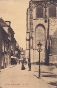 Oude Kerkstraat, Delft (South Holland), Netherlands, 1900-1910s