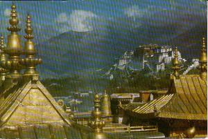 Potalala Palace of Lhasha Tibet