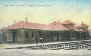 Michigan Central Station, Hammond, IN, Indiana, USA Train Railroad Station De...