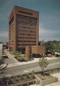 Exterior,  New Kichener City Hall,  Kitchener,  Ontario,  Canada,  50-70s