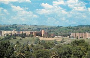 Sioux City Iowa~Briar Cliff College~1960s Postcard