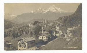 RP  Berchtesgaden, Germany 1900-10s