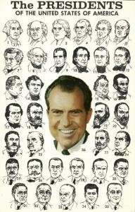 The Presidents of the United States Richard M. Nixon (1969)