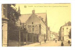 Louvain , Rue de Tirlemont, Belgium, 00-10s